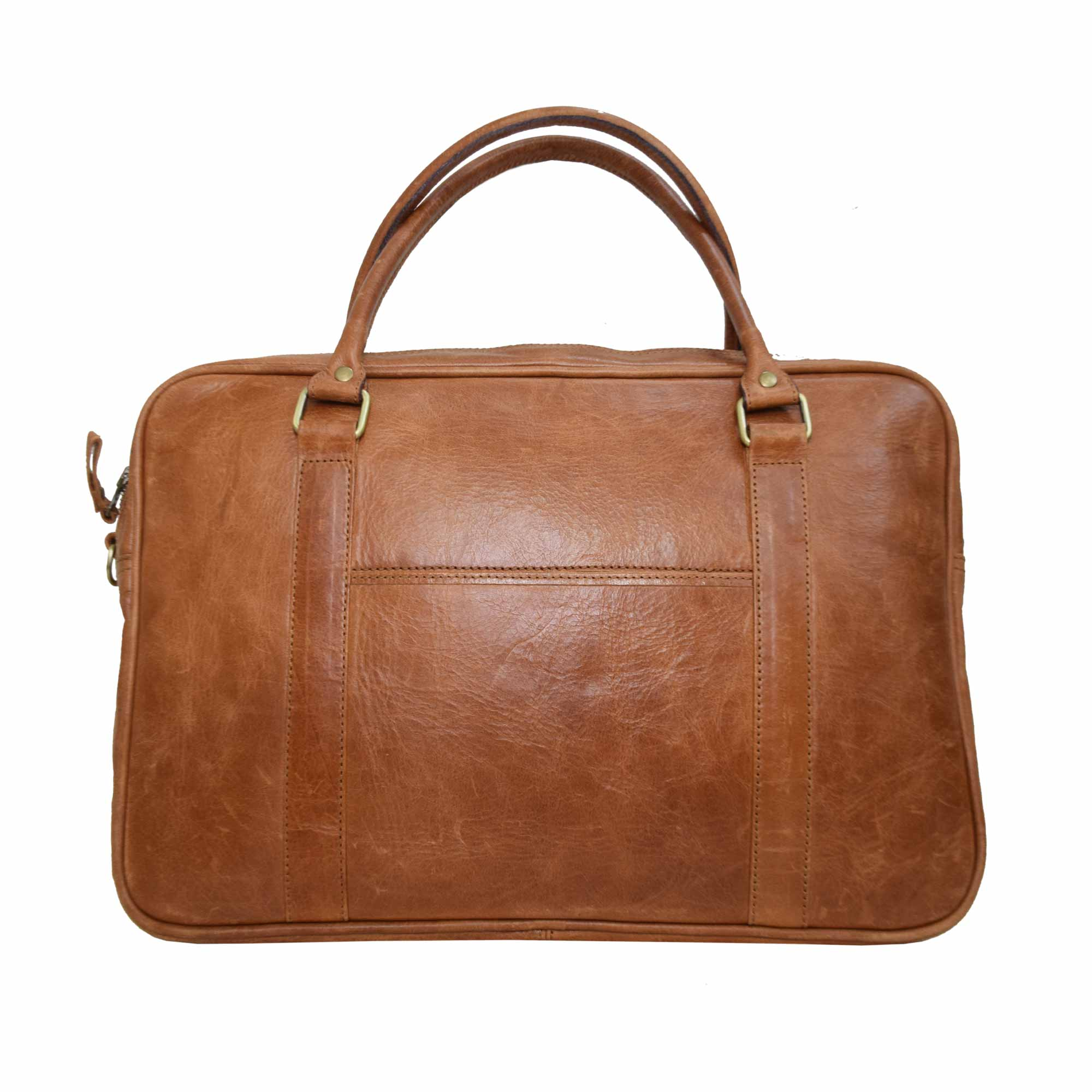 BROWN LAPTOP / MESSENGER BAG FOR 15 INCH LAPTOPS AND SMALL ACCESSORIES