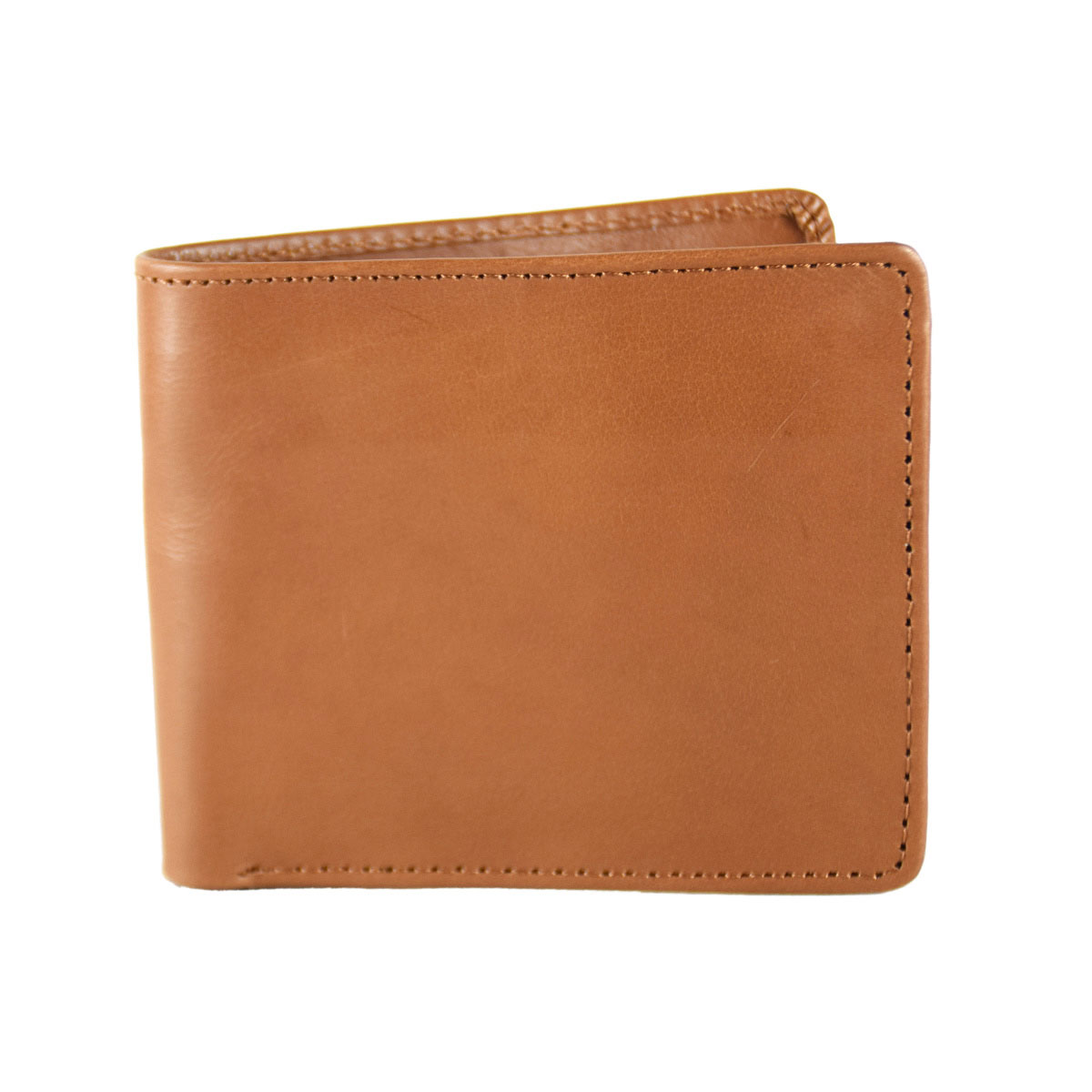 BROWN POCKET WALLET WITH CARD HOLDER