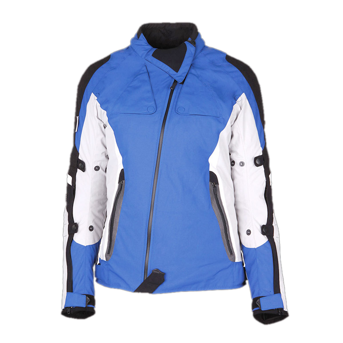 BLUE FEMALE CORDURA JACKET