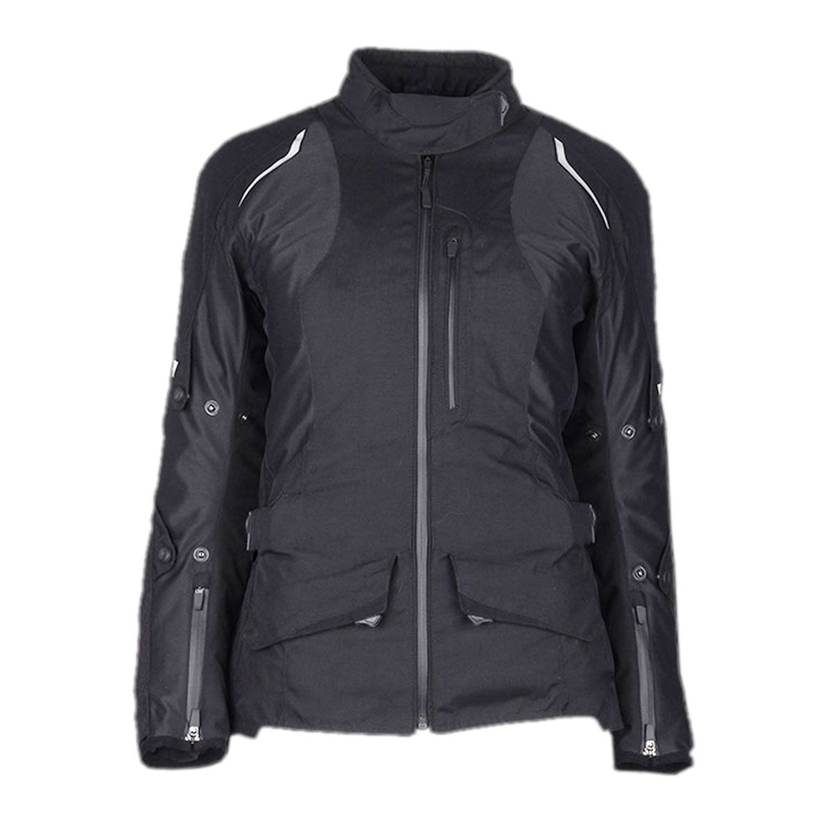 UNIQUE BLACK FEMALE CARDURA JACKET