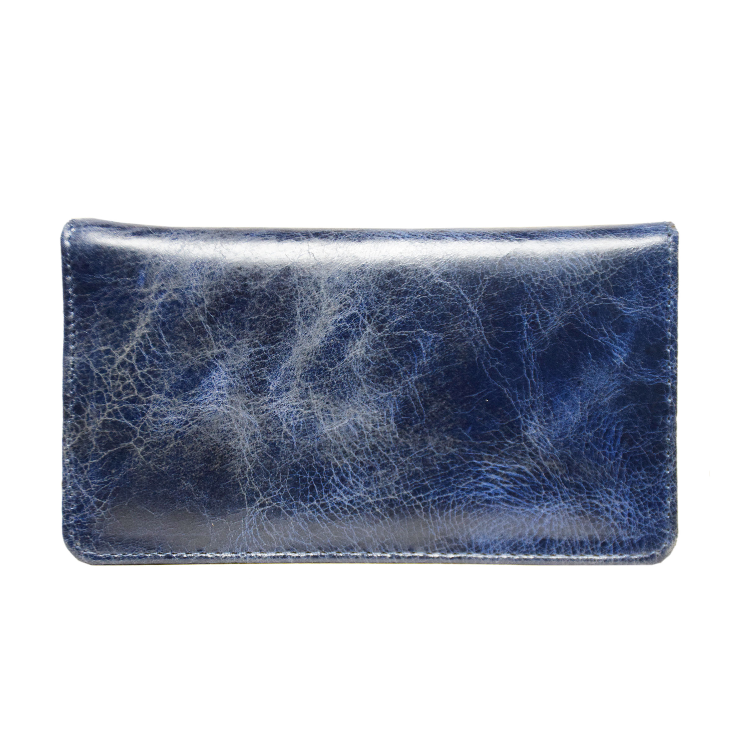 SKIN LADIES CLUTCH WTIH SEVERAL POCKETS