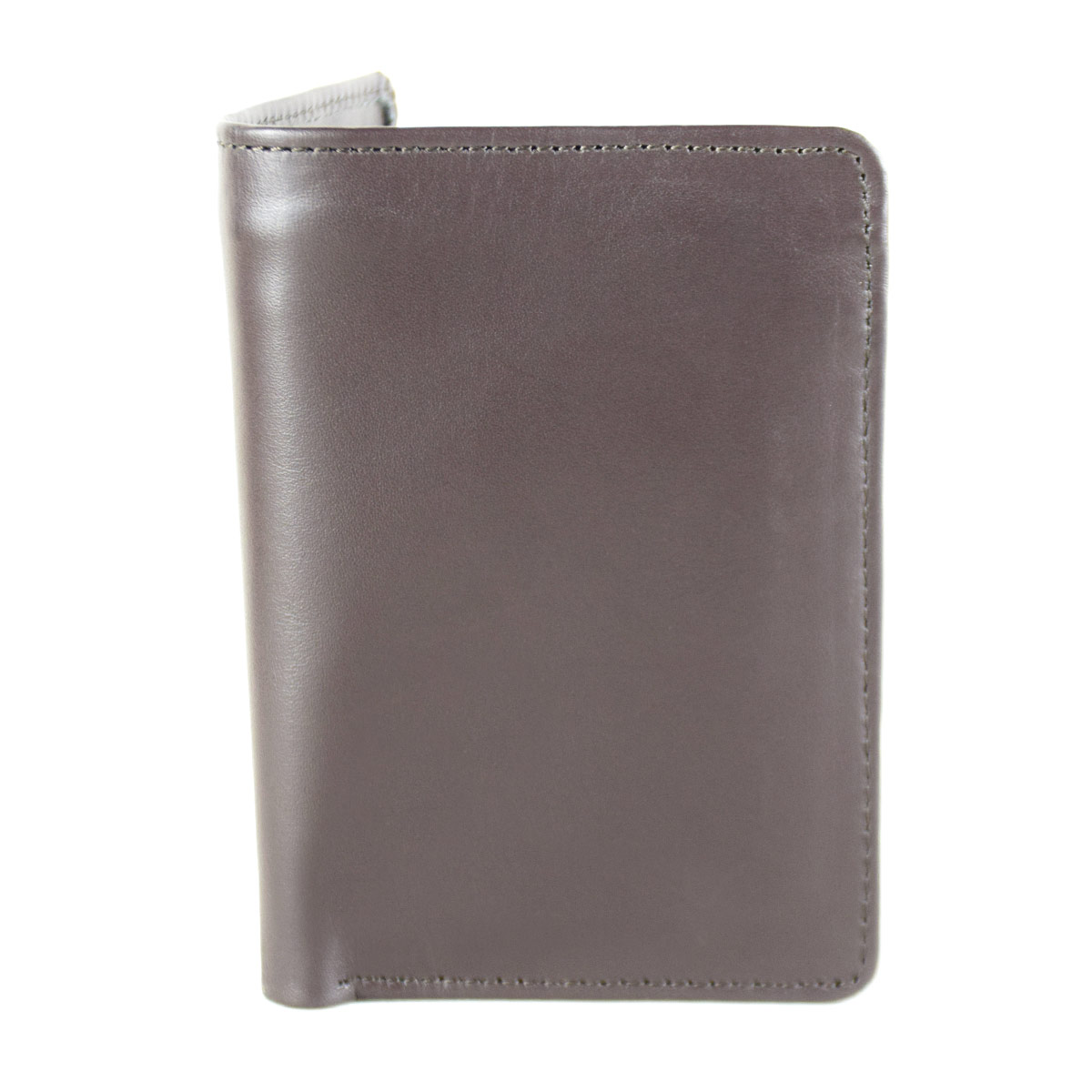 UNIQUE BROWN WALLET WITH SEVERAL POCKETS