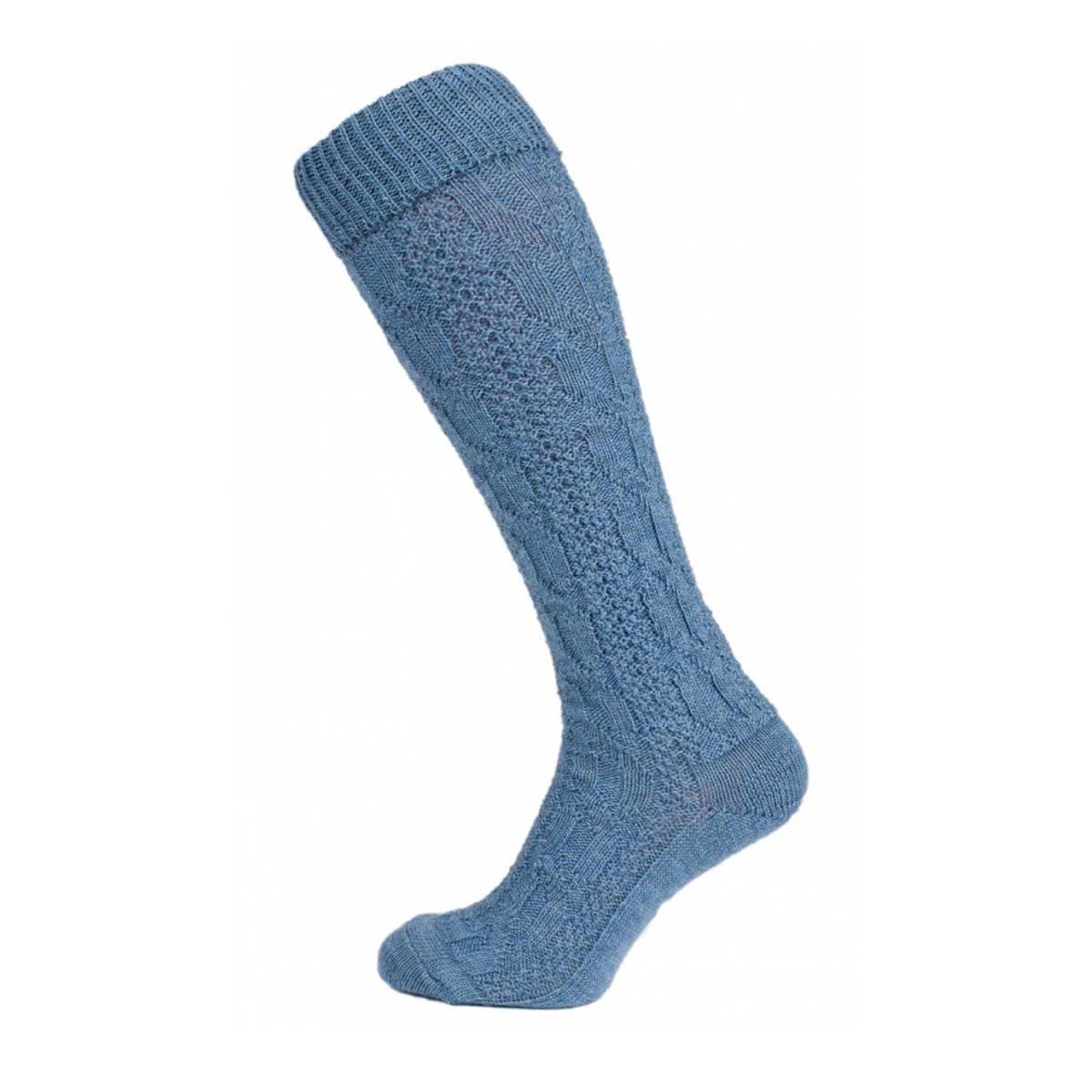 BLUE MEN SOCKS