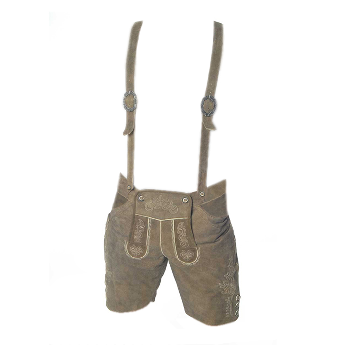 SHORT SKIN MEN LEDERHOSEN