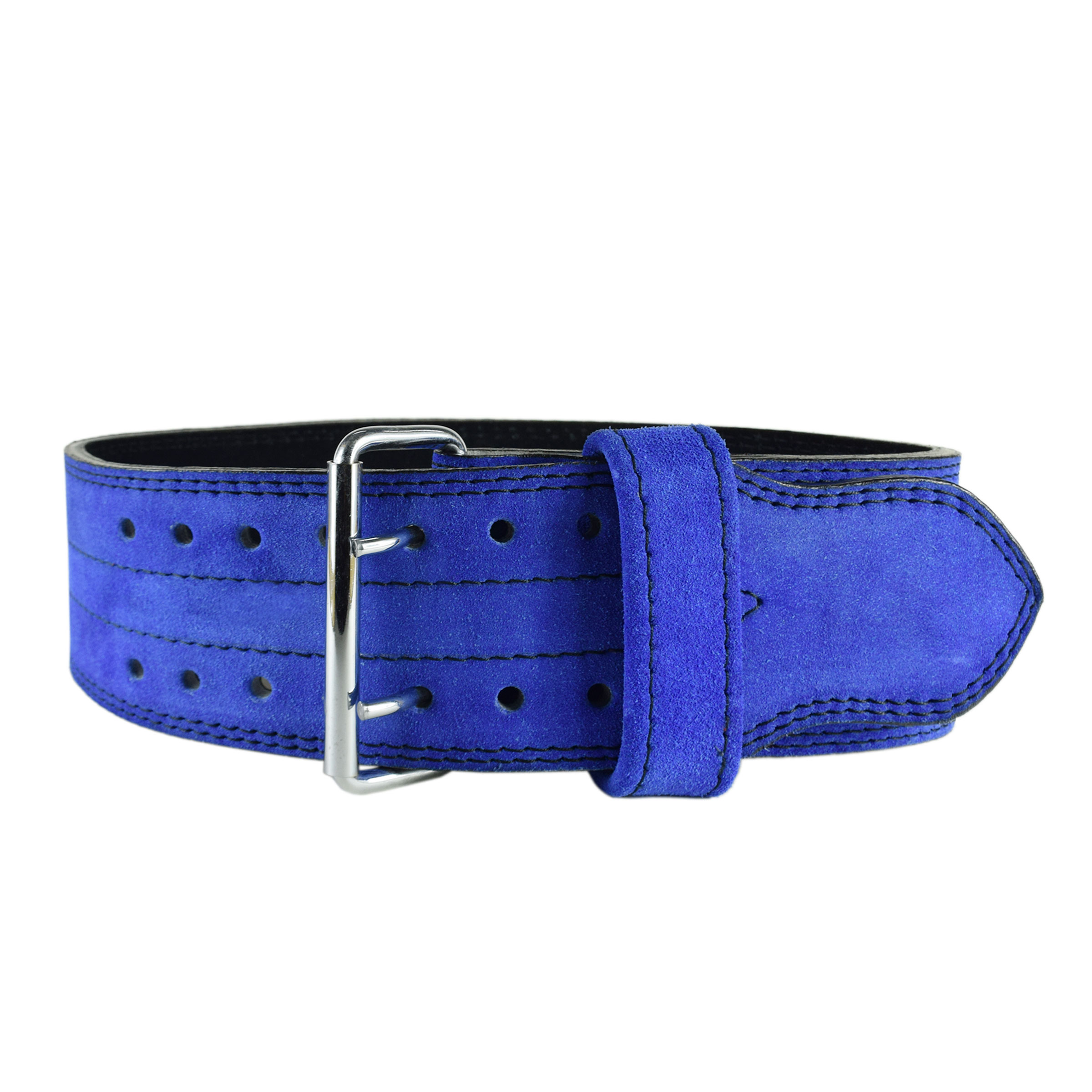 BLUE WEIGHTLIFTING BELT