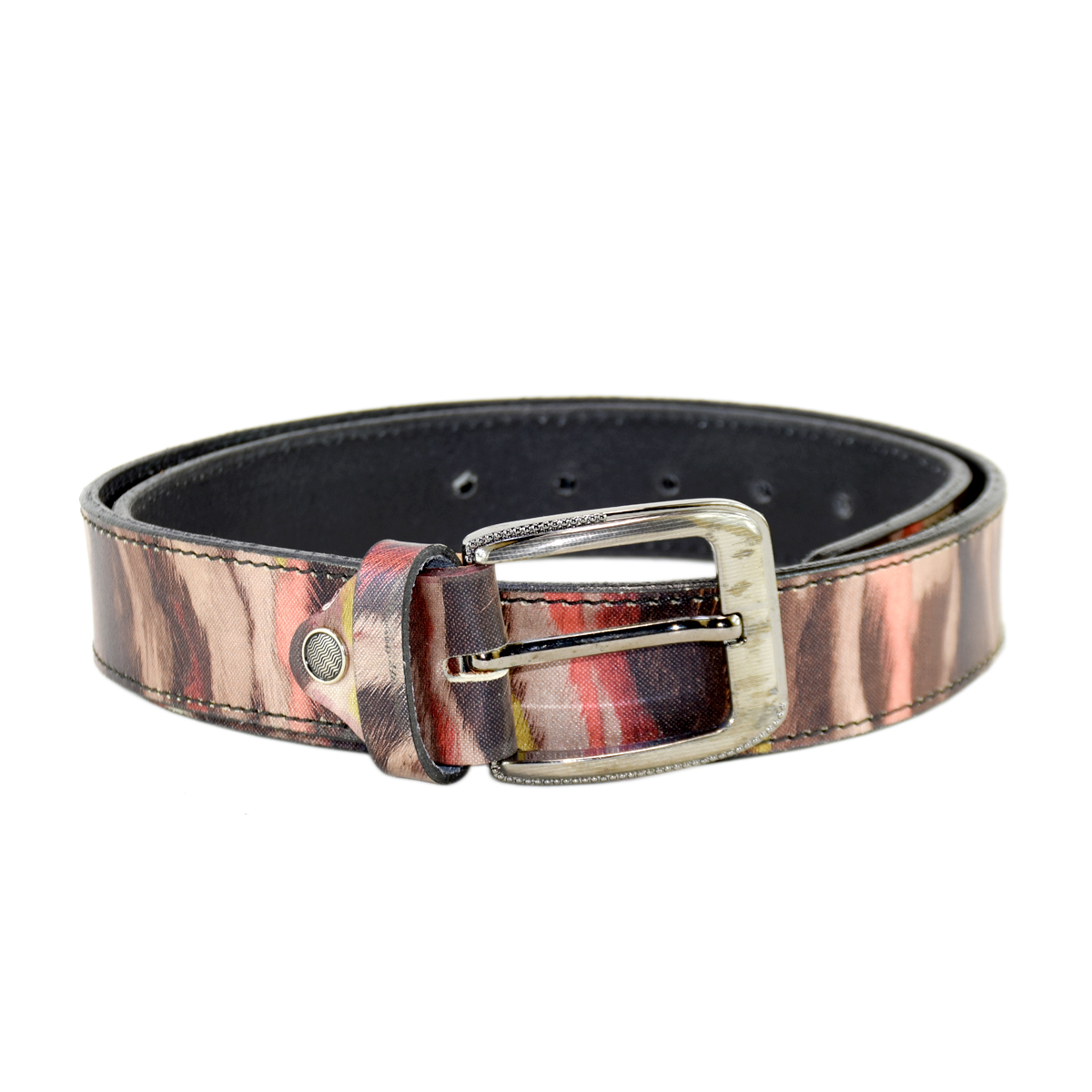 Casual Jeans Leather Belt 1.5""