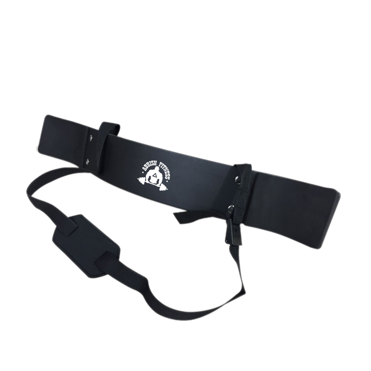 BLACKISH ARM BLASTER WITH RUBBER & WEB