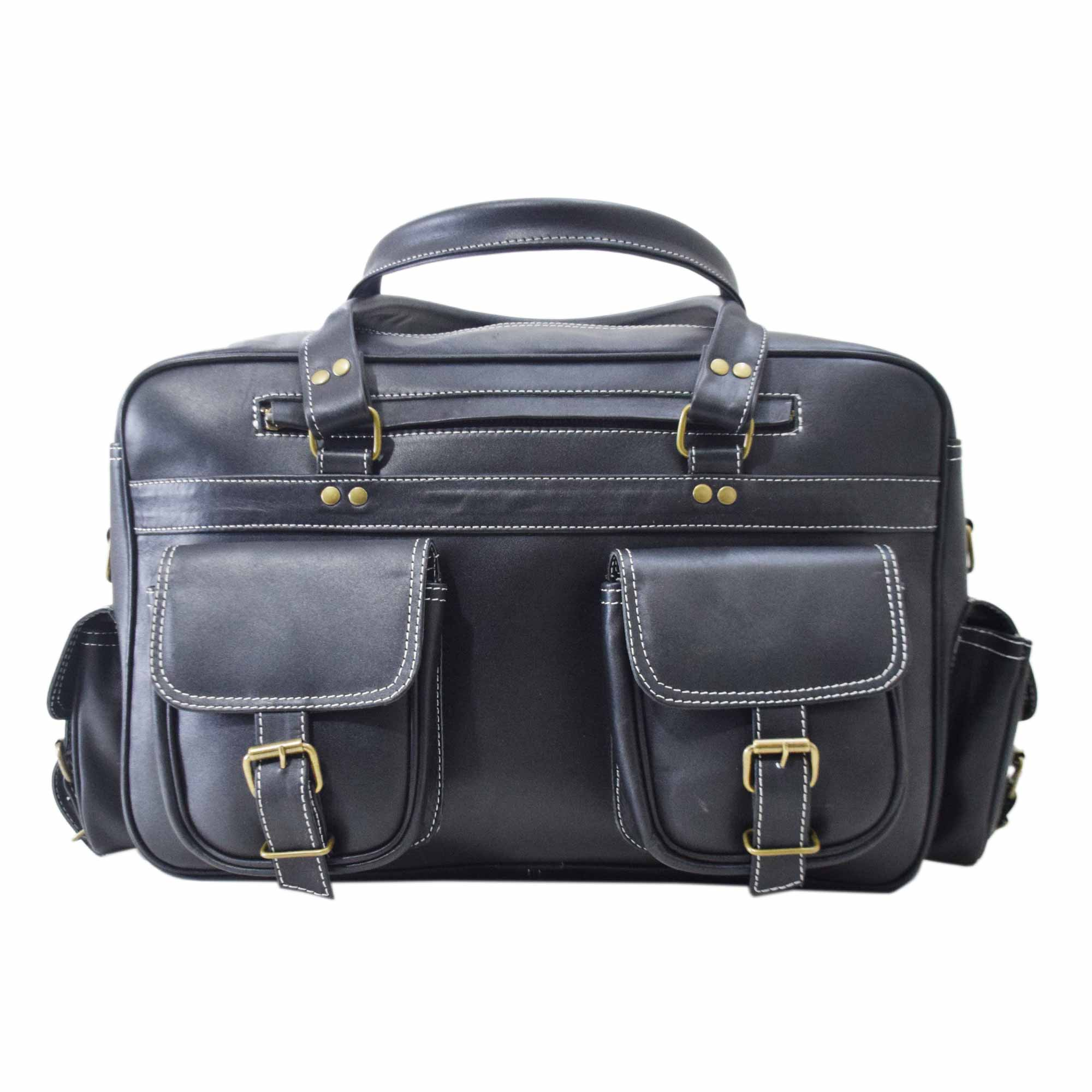 NAVY BLUE BIG LAPTOP / MESSENGER BAG FOR 15