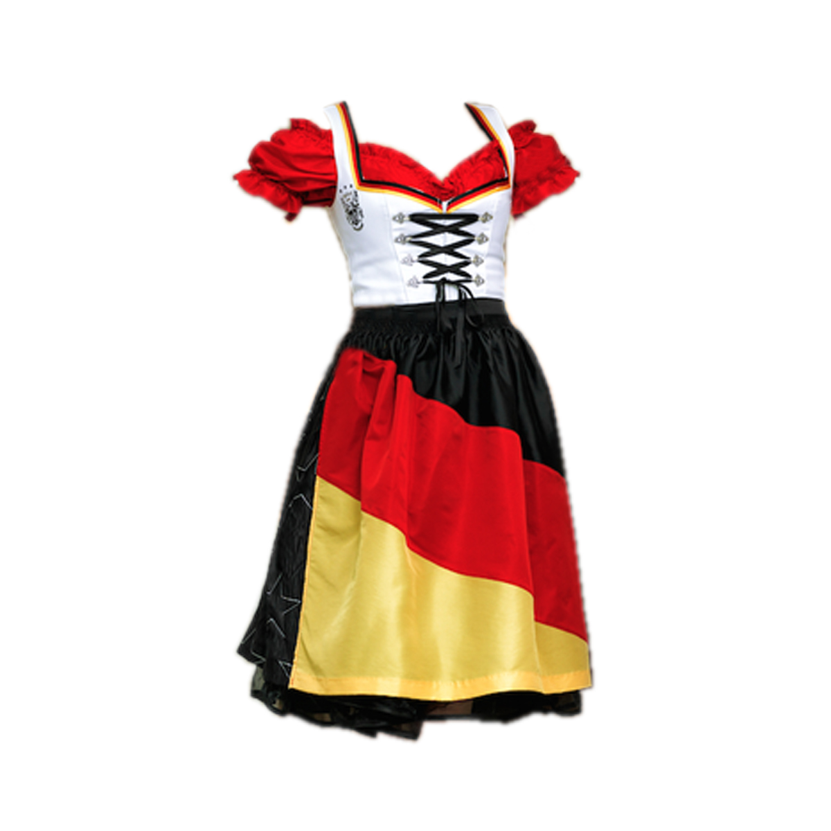 PRINCESS DIRNDL WITH APPAREL