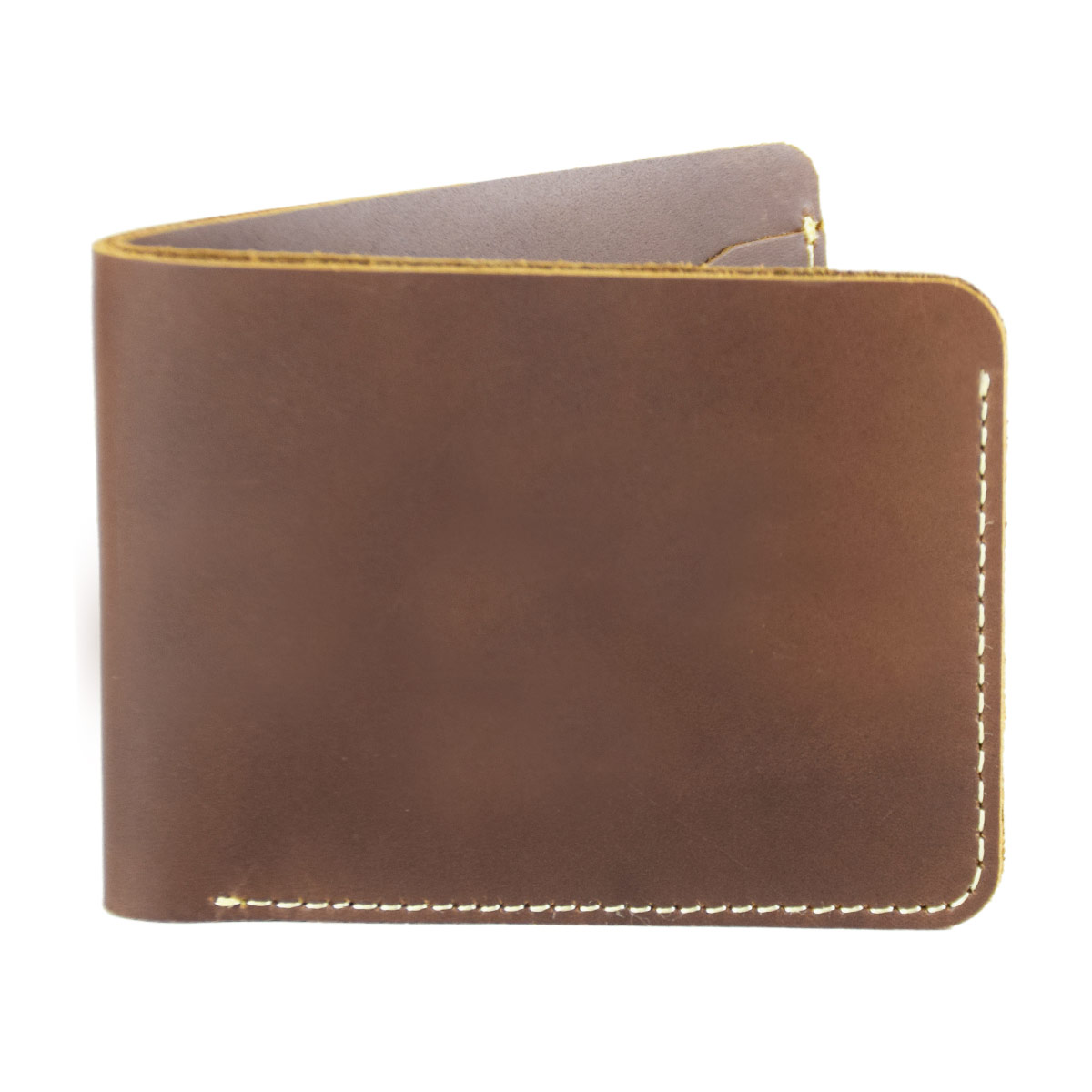 DARK BROWN WALLET WITH UNIQUE POCKETS