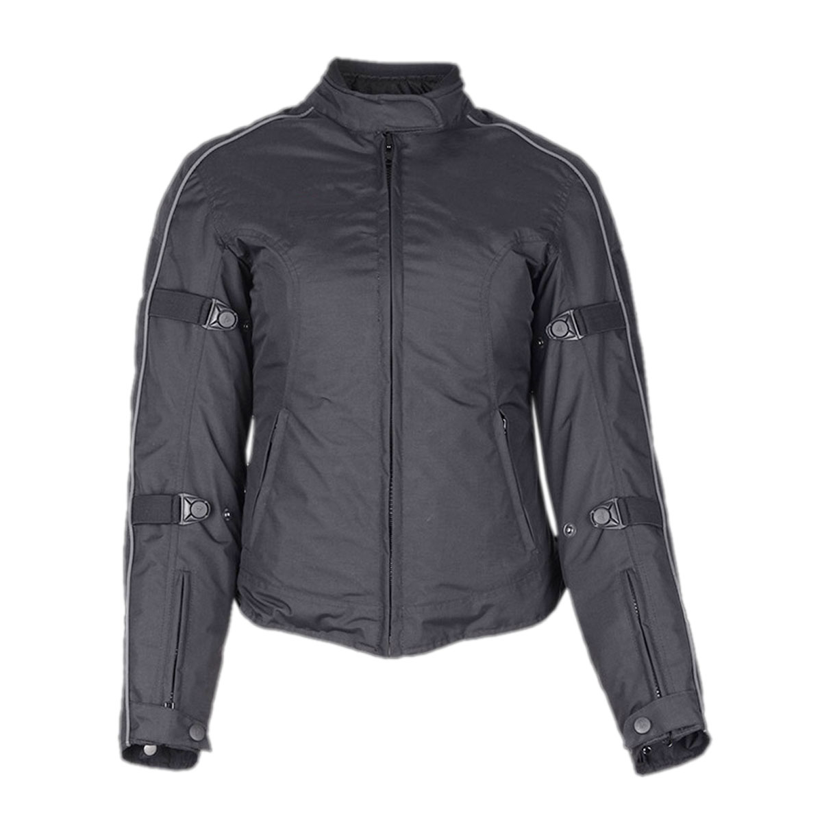 BLACK FEMALE CORDURA JACKET