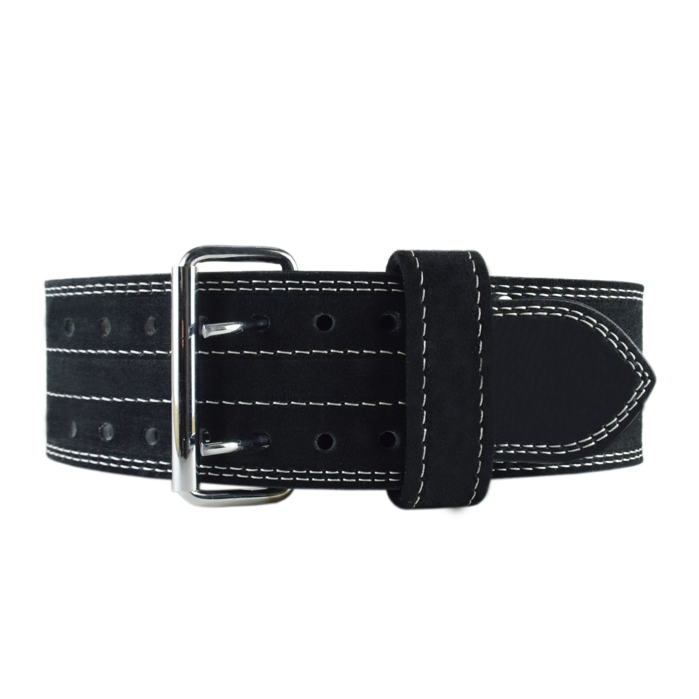 BLACK WEIGHTLIFTING BELT