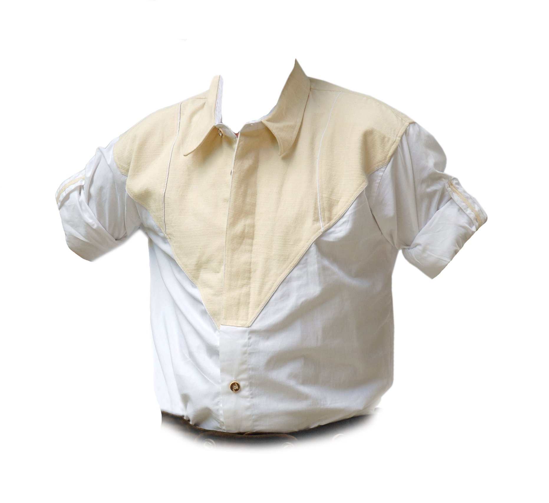 PLAIN WHITE & SKIN SHIRTS