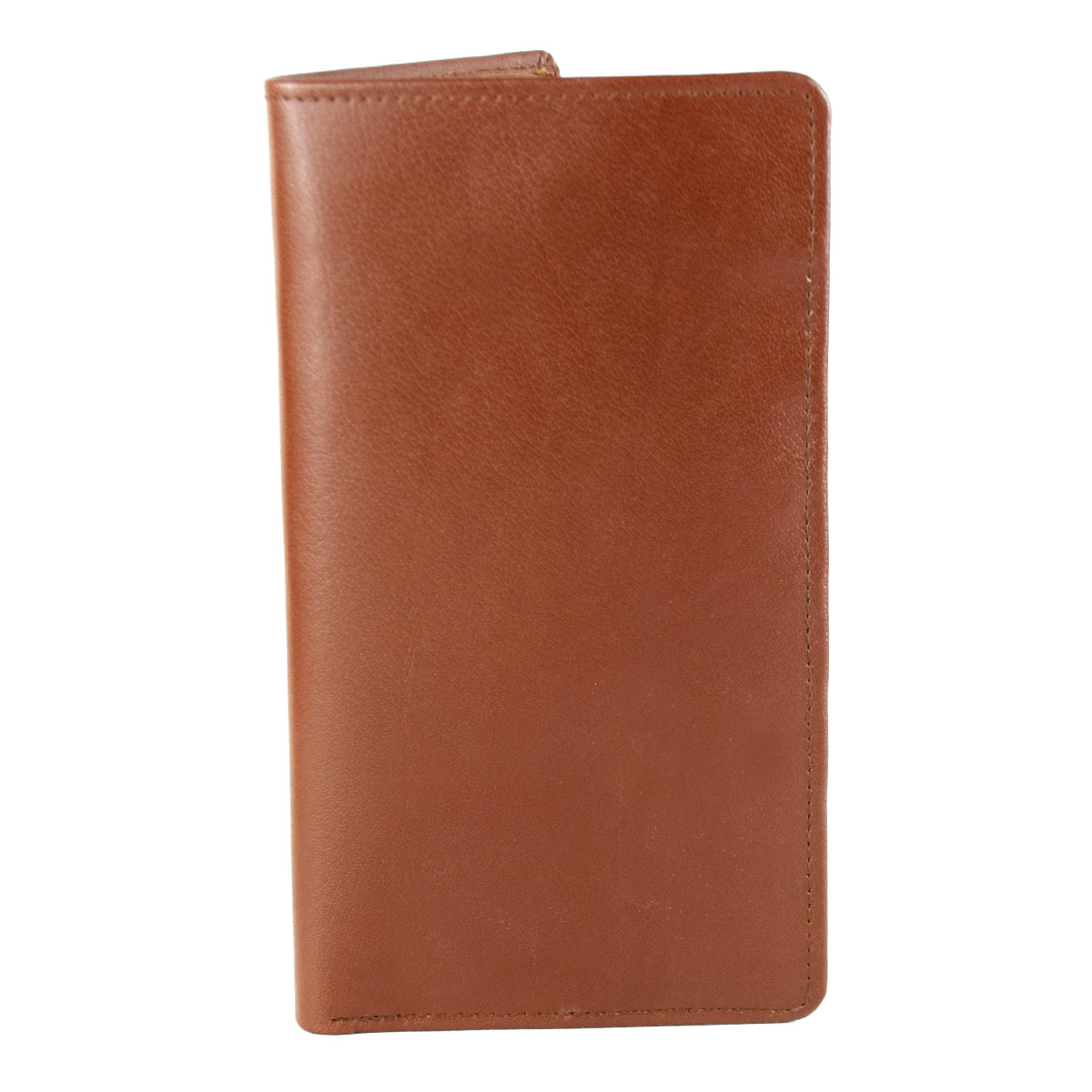 BROWN LONG WALLET WITH SEVERAL POCKETS