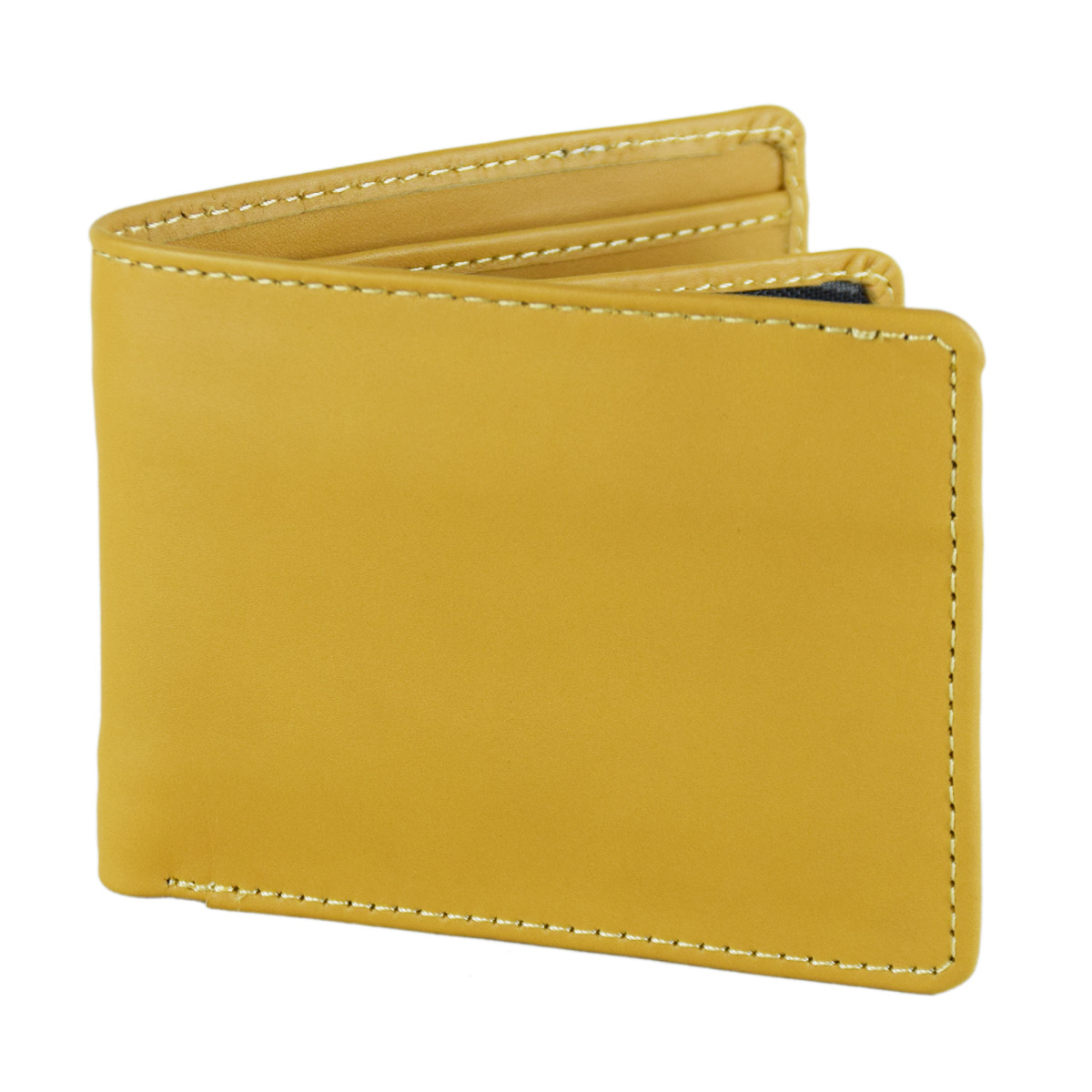 TAN WALLET WITH SEVERAL POCKETS