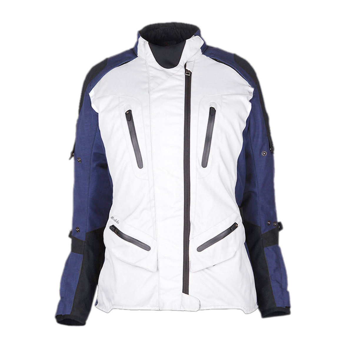 WHITE & BLUE FEMALE CORDURA JACKET